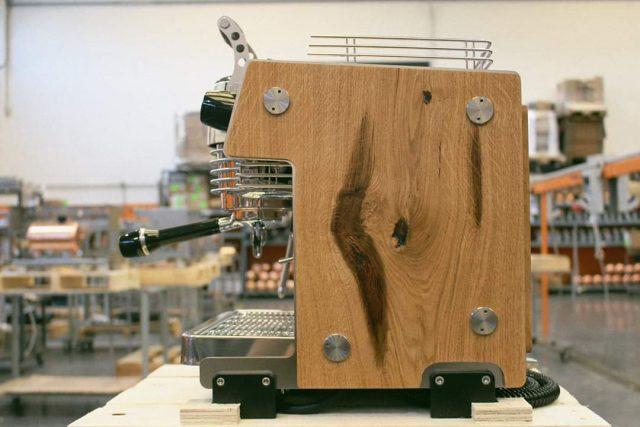 inserto in legno Urbano